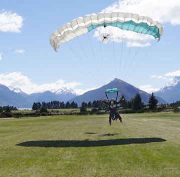 Skydive Queenstown Glenorchy Skydiving Nz 15000ft High
